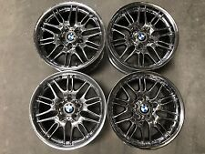 17 INCH BMW CHROME WHEELS - PICKUP ONLY