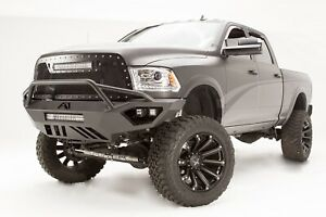 Fab Fours DR10-V2952-1 Vengeance Front Bumper Fits 2500 3500 Ram 2500 Ram 3500