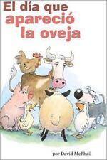El dia que aparecio la oveja (Coleccion Hola, Lector: Level 2)-ExLibrary