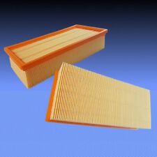 2 Luftfilter Falten Papier Absolut Filter Patrone für Kärcher NT 75/2 Ap Me Tc