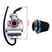20mm Carburetor Carby Air Filter for 50cc 90cc 110cc 125cc ATV QUAD Pitpro Piste
