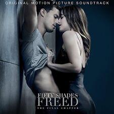 Fifty Shades Freed [CD] Sent Sameday*