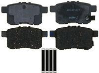 Disc Brake Pad Set-Ceramic Disc Brake Pad Rear ACDelco Advantage 14D1336CH
