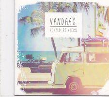Ronald Reinders-Vandaag cd single