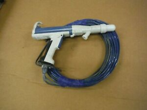 Nordson Prodigy Manual Gun Reconditioned Year Warranty Powder Coating Equipment