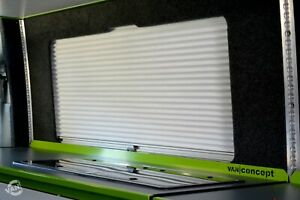 VW Crafter/Sprinter Side Window Integrated Blind/Shade