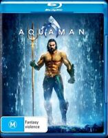 Aquaman (2019) : NEW Blu-Ray