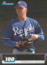 2011 Bowman Topps 100 #TP43 John Lamb Royals (Top 100 Prospects) NM-MT