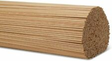 Wooden Dowel Rods 1/8� x 12� Unfinished Hardwood Sticks - by Woodpeckers