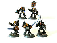 A3 WARHAMMER 30/40K SPACE MARINES - TEMPLAR BRETHREN IMPERIAL FISTS FORGE WORLD