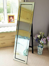 Large Wall Mirror Stunning Very Modern Venetian Free Standing Cheval 5FtX1Ft3