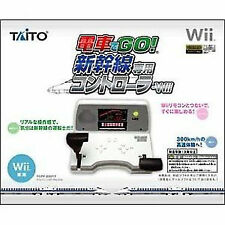 Densha De Go Wii controller Japan Nintendo Wii