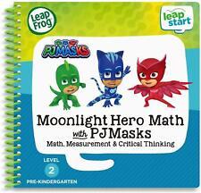 LeapStart Book, Moonlight Hero Math With Pj Masks, Level 2