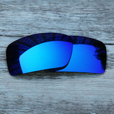 New Ice Blue Polarized Replacement lenses for-Oakley Gascan