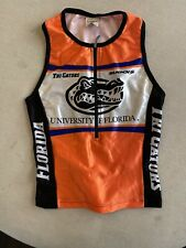 University Of Florida Mens Racing Triathlon Top Small