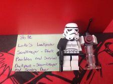 Lego Star Wars Minifigura-Sandtrooper Con Negro PAULDRON & Sentry Droid 8092