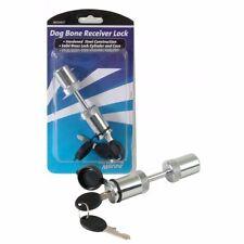 Dog bone Receiver/Coupling Lock Pin Trailer Towing Lock