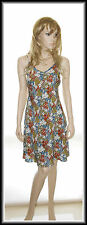 Hobbs Brand New WT Strappy Floral Print Dress size UK 10 EUR 38