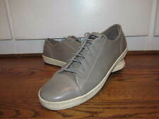 COLE HAAN Trafton LX Cap Toe Oxford Grand OS Gray Sneakers Shoes Men's 13
