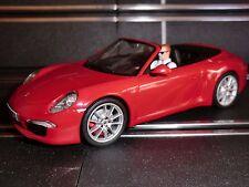 Evolution --  Porsche 911 Carrera S Cabrio cabriolet  rot --- NEU  ---