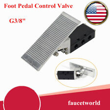 St 403 Foot Pedal Pressure Control Valve 2 Position G38 Air Pneumatic Switch