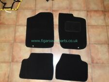 Nissan Figaro Bespoke Black Carpet Set
