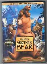 Brother Bear (DVD, 2004, 2-Disc Set, Special Edition) Disney