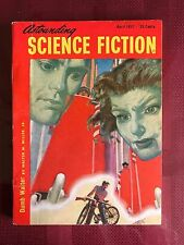 April 1952 ASTOUNDING SCIENCE FICTION Walter Miller VINTAGE PULP MAGAZINE