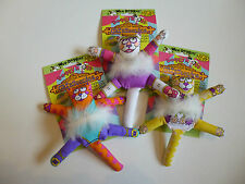 Catateenies Squeaky Canvas Small Dog & Puppy Toy Chihuahua Pug Yorkie Teacup etc