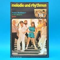 DDR Melodie und Rhythmus 12/1983 AC/DC Udo Jürgens ABBA BAP Helen Schneider