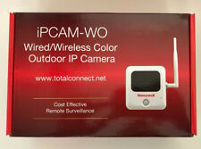 Honeywell iPCAM-WO Wired/Wireless Color Outdoor IP Camera~ONIB