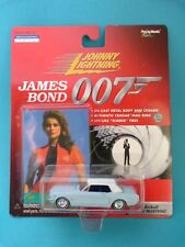 Voiture 1/64 - Johnny Lightninig - James Bond 007 - Ford Mustang - Thunderball