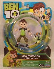 Ben 10 2017 Ben Tennyson & Grey Matter Playmates Cartoon Network (MOC)