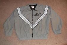 US Army PT Jacket Large Regular Military Issue IPFU Uniform Reflective 133