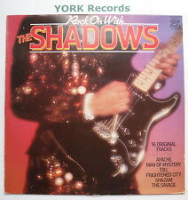 SHADOWS - Rock On With ... - Excellent Condition LP Record MFP 50468