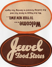 Vintage Needle Case - Jewel Food Stores