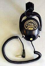 Sunray Pro Gold Professional Metal Detecting Headphones~ Lifetime Warranty !