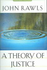 A Theory of Justice Original Edition by John Rawls 9780674017726 | Brand New