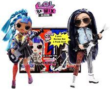 Lol Surprise Omg Remix 2 pk Rocker Boi Punk Grrrl