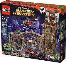 Lego DC Comics Super Heroes 76052 Batman Classic TV Series Batcave - Brand New