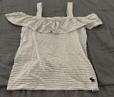 Preowned Girl Abercrombie Kids Shirt Sz 13/14
