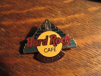 Hard Rock Cafe Pin - Rock & Roll Restaurant Memphis Tennessee Pub Lapel Pyramid