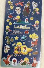 Little Prince Paper Stickers Le Petit Prince Scrapbook Cardmaking DIY Craft