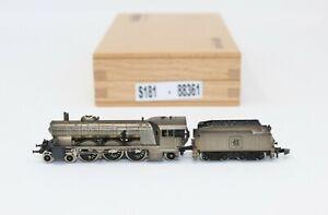"Z Scale Marklin S181 - 88361 ""IHK"" Class 003 Steam Locomotive & Tender w/ Box"