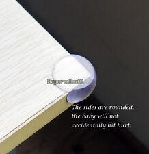 4Stk Baby Schutz Angle Sphärische Transparent Schutzhülle Ecke Crash Protection