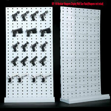 """1/6 Modular Weapons Arms Display Wall Gun Rack Stand Fit 12"""" Soldier Figure Toy"""