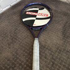 Donnay WST Cobalt Pro New-Rare 125sq Super Stick! Grip4