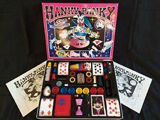 Hanky Panky World Magic Show box boîte de Magie Goocheldoos FR/ NL 175 Tricks