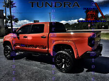 Side Pair Bed Vinyl Stripe Decal kit set for Toyota Tacoma Tundra TRD Pro