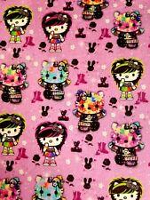 Hello Kitty woven cotton